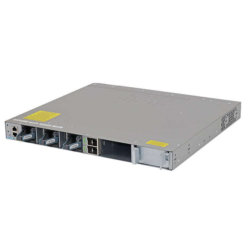 Cisco Catalyst 3850 48 Port Gigabit Switch WS-C3850-48T-E