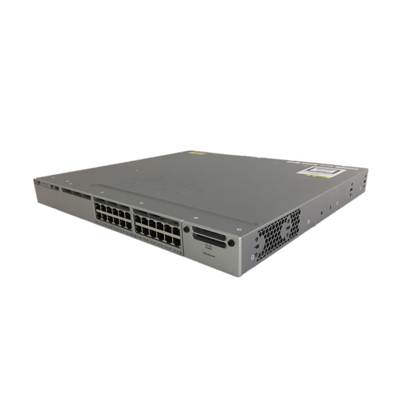 Cisco Catalyst 3850 24 Port Ethernet Switch WS-C3850-24T-S