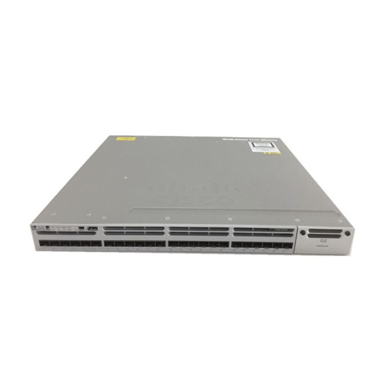 Cisco Catalyst 3850 24 SFP Port Switch WS-C3850-24S-S