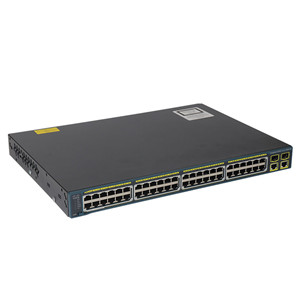 Cisco 2960 Series 48 Port Managed Switch WS-C2960-48PST-L