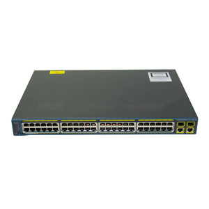 Cisco 2960 Series Managed POE Switch WS-C2960-48PST-S