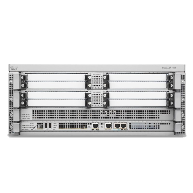 Cisco ASR 1000 Series Aggregation Services Chassis ASR1004