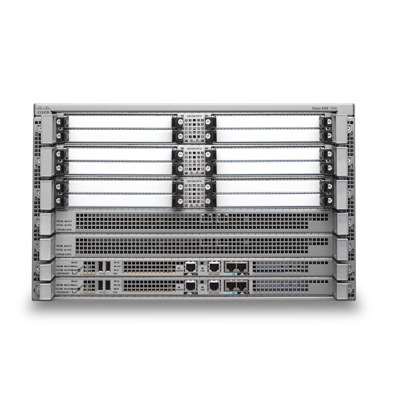 Cisco ASR 1006 Series Router ASR1006-X