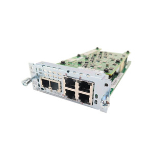 Cisco Analog Voice Network Interface Module NIM-2FXS/4FXO