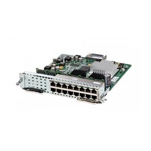 Cisco SM-X Layer 2/3 EtherSwitch Service Module SM-X-ES3-16-P=