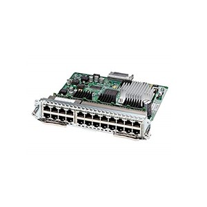 Cisco SM-X Layer 2/3 EtherSwitch Service Module SM-X-ES3-24-P