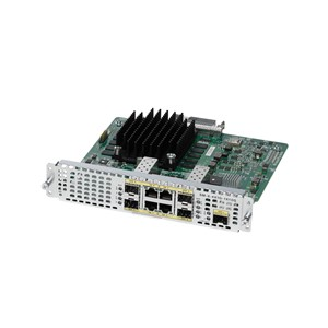 Cisco 4-Port High-Density GE WAN Service Module SM-X-4X1G-1X10G