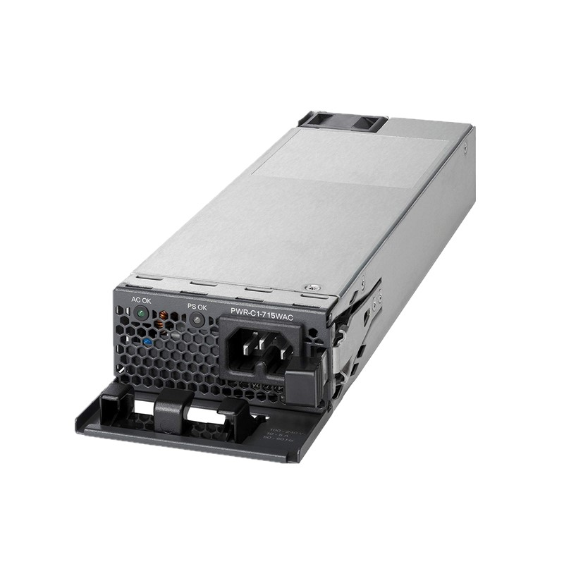Cisco 3850 Series Power Supply PWR-C1-715WAC=