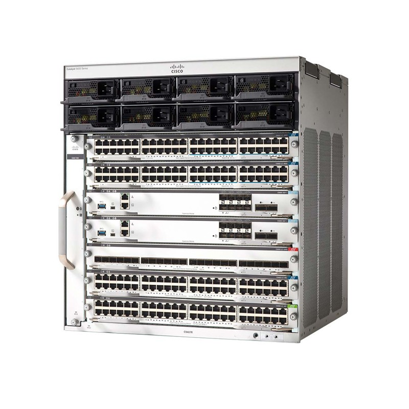 Cisco Catalyst 9400 Series Chassis C9407R