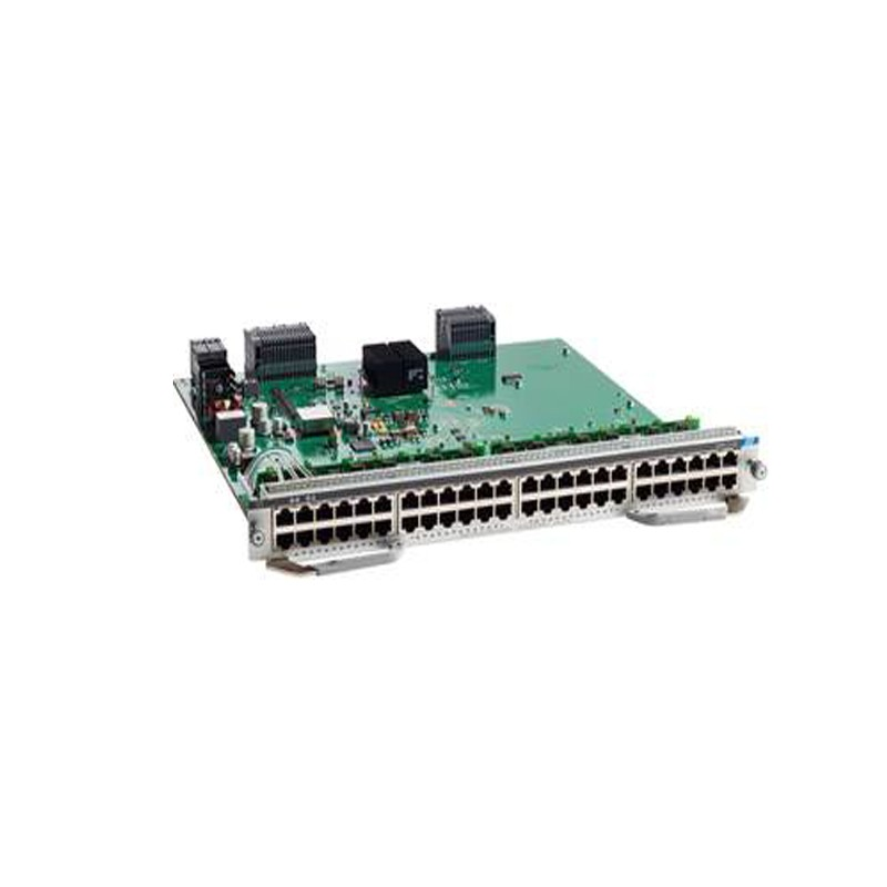 Cisco Catalyst 9400 Series Switch Line Cards C9400-LC-48P