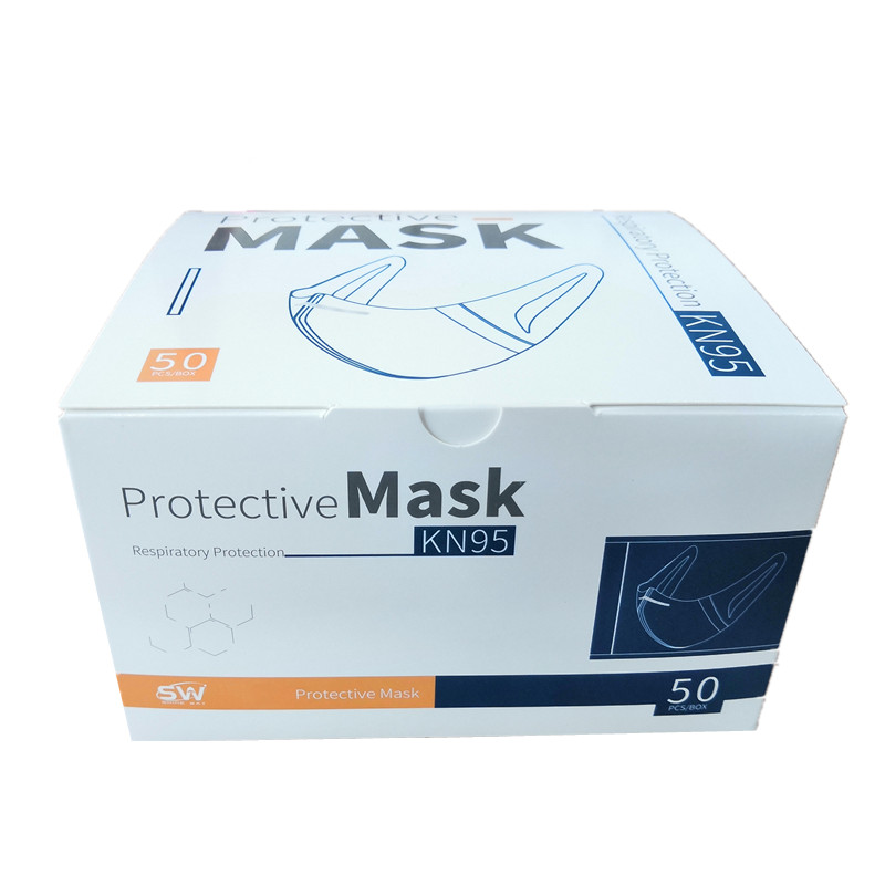 Mass Supply High Quality Non-woven KN95 Protective Mask