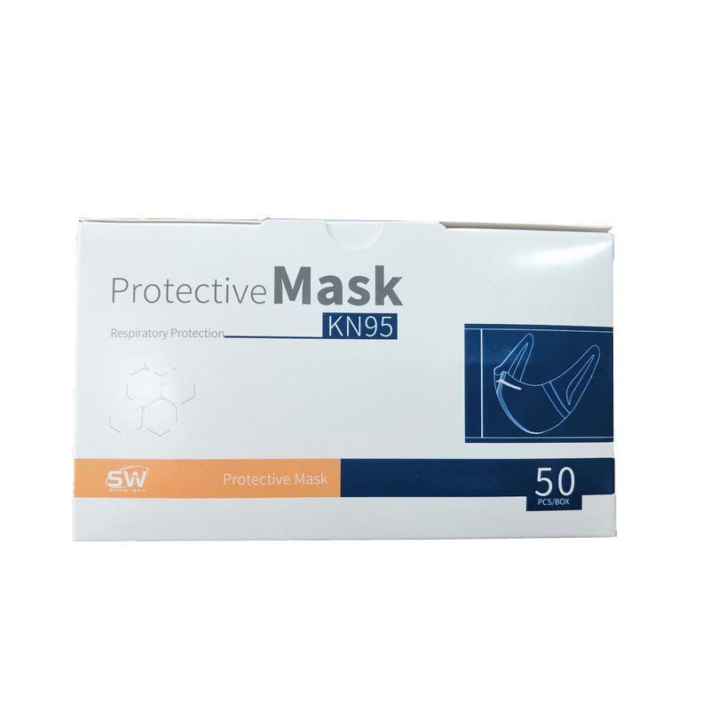 Enerup 4 Layer Anti Dust Virus Face Mask KN95 Protective Masks